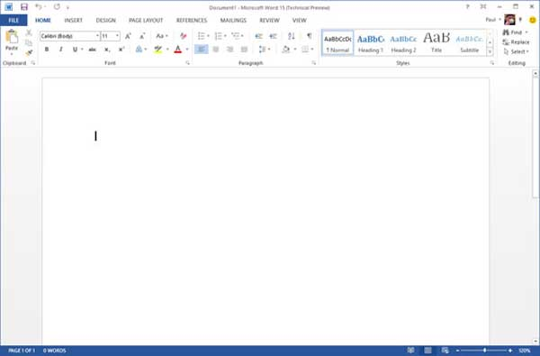 Microsoft Office 2013 be unveiled publicly on July 16 says report