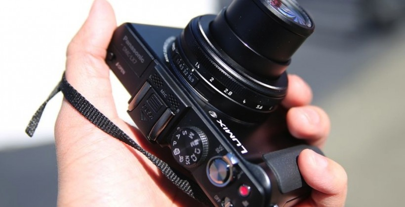Panasonic LUMIX G5, FZ200 and LX7 Hands-on
