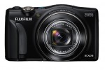 Fujifilm FinePix F800EXR wants to give your phone a wireless hug