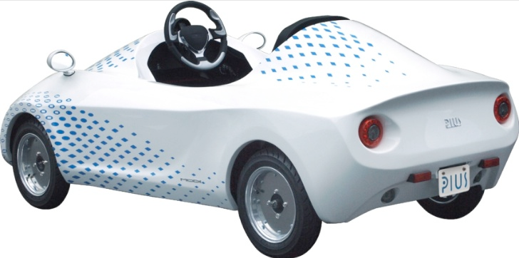 Modi-Corp's Pius is a build-it-yourself electric vehicle