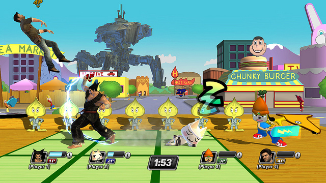 PlayStation All-Stars Battle Royale adds Hiehachi, Toro to roster