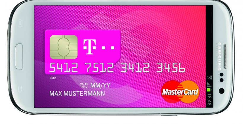 MasterCard and Deutsche Telekom reveal Euro mobile payment plans