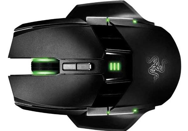 Razer Ouroboros gaming mouse offers up to 8200 dpi