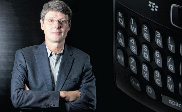 "RIM CEO on BlackBerry 10 delay: ""I could still see the seams"""