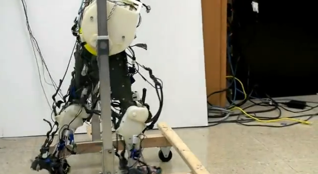 Scientists develop most advanced robotic legs yet