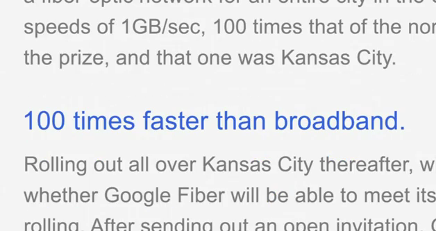 Google Fiber hits Kansas City in just over a week