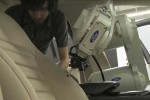 Ford uses RUTH robot to quantify interior comfort