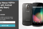 Google promises Galaxy Nexus sales by next week