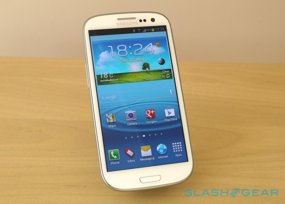 Samsung reinstates local search on international Galaxy S III