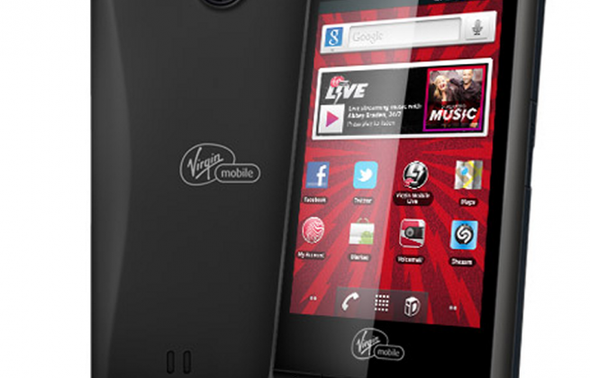 Virgin Mobile aims at entry-level with $79.99 PCD Chaser