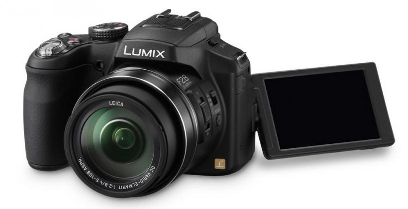 Panasonic LUMIX FZ200 brings full range F2.8 aperture at 600mm