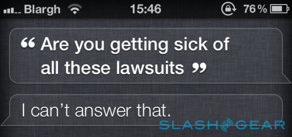 Apple sued in China over voice recognition patents
