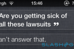Apple sued for Siri tech by Taiwan University