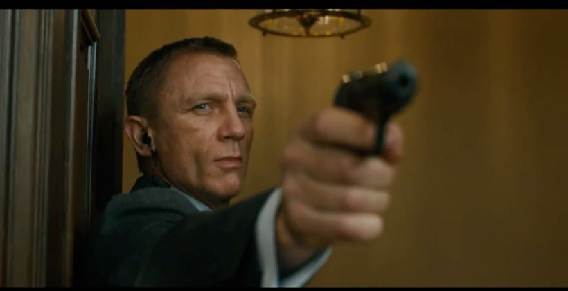New SKYFALL trailer: 007, guns, bombs and anticipation