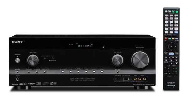 Sony unveils STR-DN1030 Home Cinema Network AV Receiver