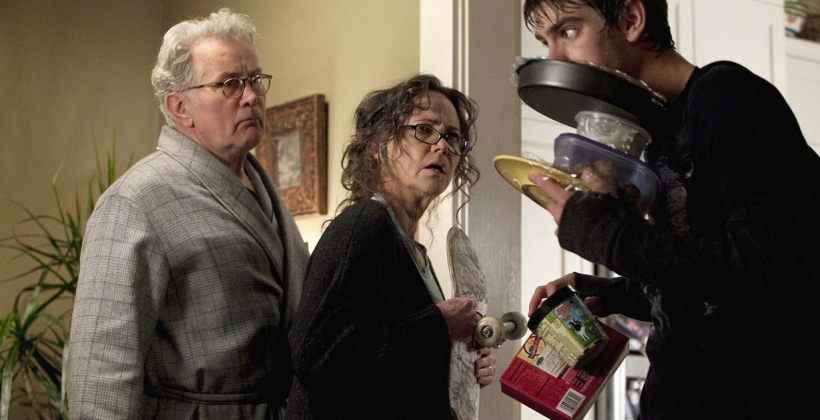 Martin Sheen and Sally Field talk Amazing Spider-Man with SlashGear