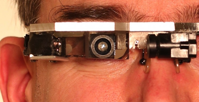 Don't be blind on wearable cameras insists AR genius