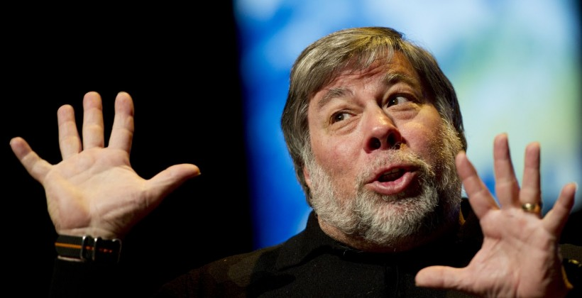 Steve Wozniak speaks: Megaupload frustrations, Microsoft praise and Google Glass lust