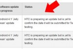 HTC preparing Jelly Bean update for One XL and One S