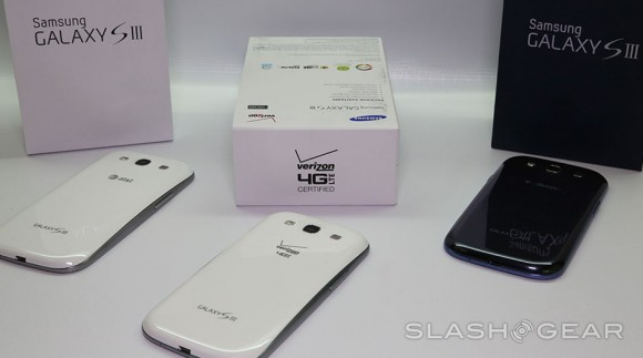 Samsung to offer Galaxy S III Developer Edition for Verizon