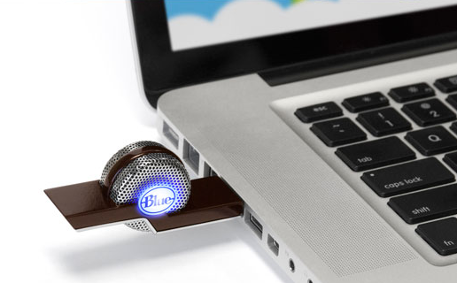 Blue Microphones Tiki USB mic available at Best Buy now