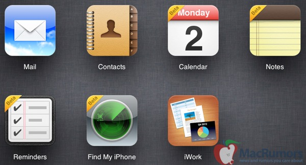 Apple adds new web apps to iCloud Beta