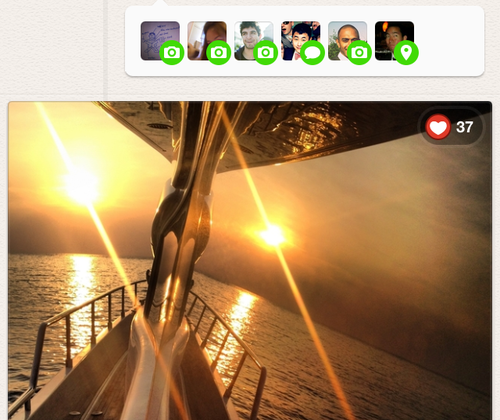 Path 2.5 adds larger photos, movie sharing, and nudging