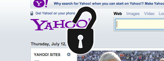 Yahoo confirms 400k account hacks