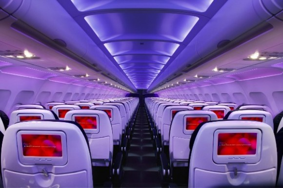 High-tech Virgin America again rated top airline