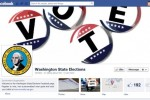 Washington state becomes first to allow voter registration by Facebook