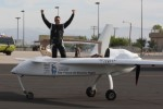 Chip Yates sets electric flight world record at over 200MPH