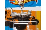 Mars Curiosity Rover reaches for youth audience with Hot Wheels