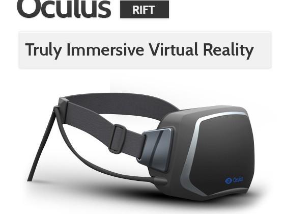 Oculus Rift Kickstarter brings virtual reality gaming back to life