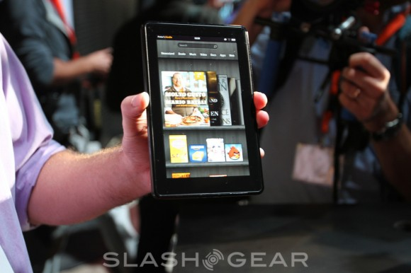 Amazon reportedly unveiling two 7-inch Kindle Fires on September 6