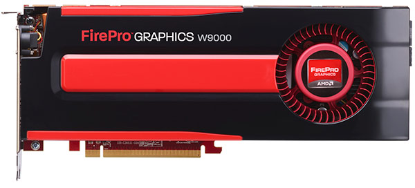 AMD FirePro W9000 GPU churns out 4 TFLOPS for $4k