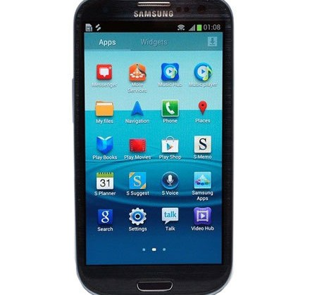 Black Samsung Galaxy S III coming soon