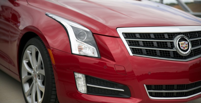 2013 Cadillac ATS Review [Video]