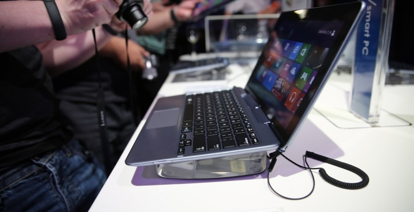 Samsung ATIV Smart PC hands-on
