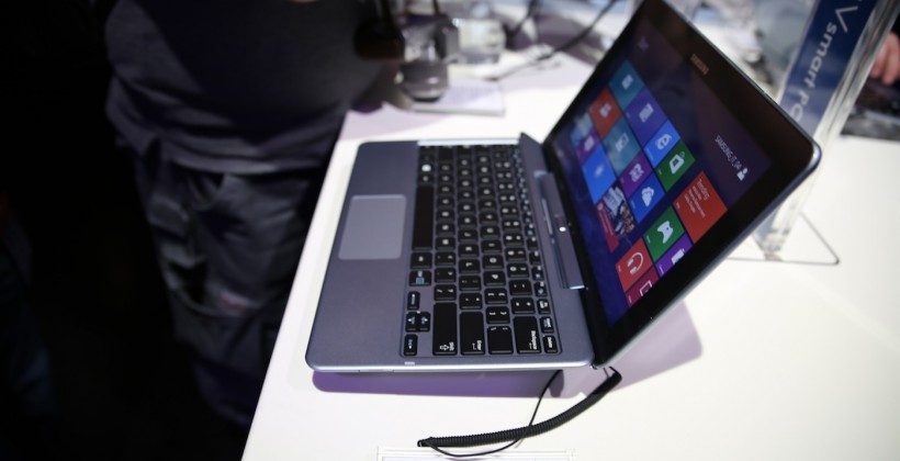 Samsung ATIV Smart PC Pro hands-on