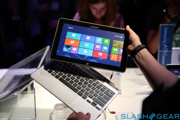 Windows 8 makes manufacturers touchy at IFA 2012