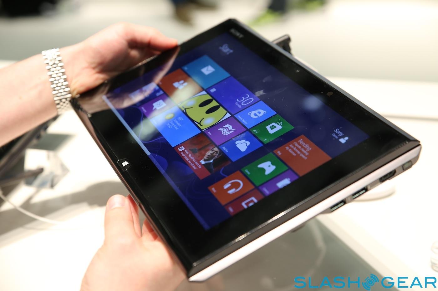 Sony VAIO Duo 11 hands-on - SlashGear