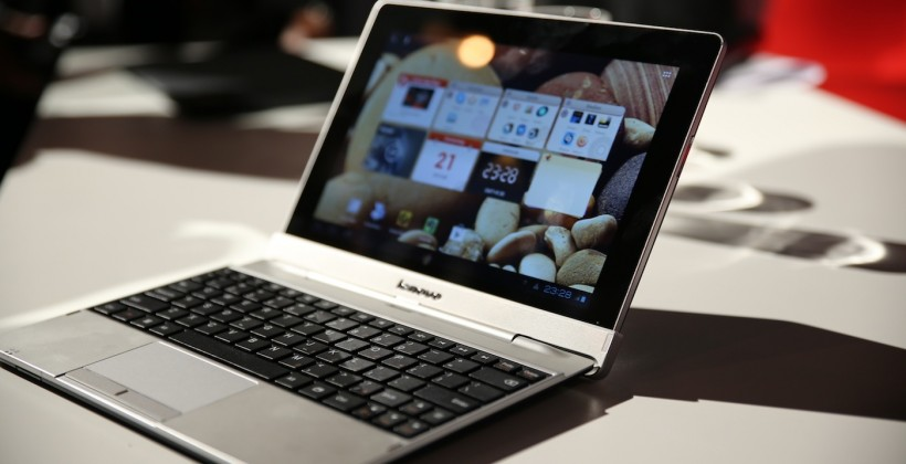 Lenovo IdeaTab S2110 hands-on