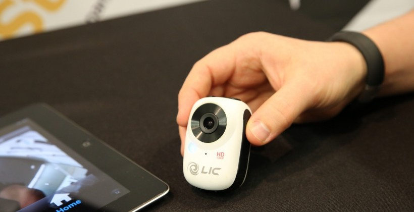 Liquid Image EGO HD Mountable Camera hands-on