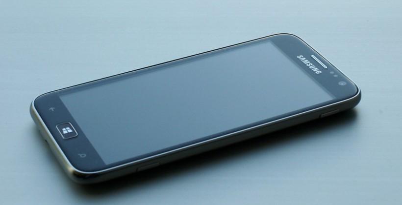 Samsung ATIV S 4.8-inch Windows Phone 8 handset made of metal