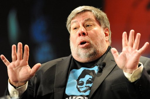 """Woz speaks: """"With the cloud, you don't own anything"""""""