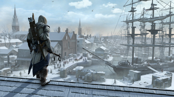 Assassin's Creed III PC release date finally announced