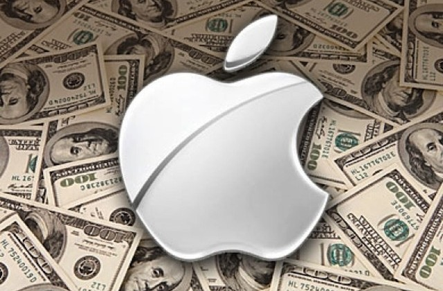 Apple now most valuable public company in history