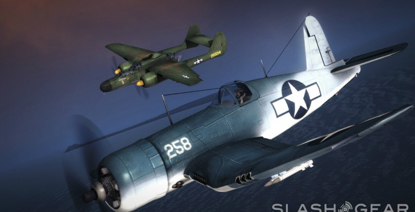 Damage Inc: Pacific Squadron WWII Review