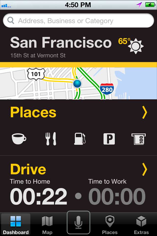 Telenav's Scout app for iPhone gets offline GPS navigation