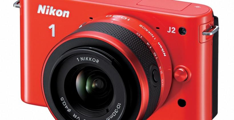 Nikon 1 J2 official